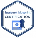 Facebook blueprint certification icon